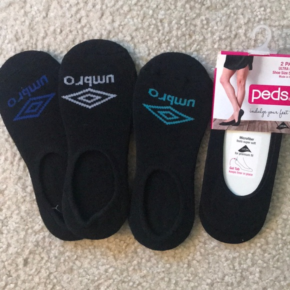 No Show Socks And Peds Ultra Low Brand